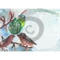 Einladungskarte Winter (ab 4 Stck.)