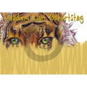 Einladungskarte Zoo (ab 4 Stck.)