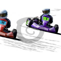 Kartfahren 1