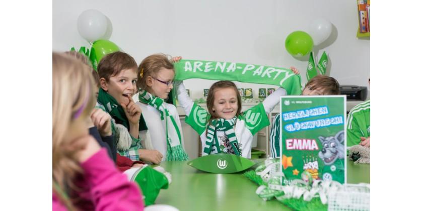 Kindergeburtstag Wolfsburg